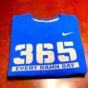 Nike size small t shirt